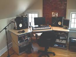 Dj Producer Desk 17 Best Projects To Try Images On Pinterest Studio Desk Music