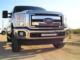 f250 led light bar rigid 40136 led 20 in light bumper mount bracket ford f250 f350