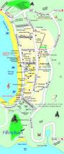 Phuket Map Patong Beach Travel Map