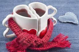 Heart Shaped Mug Heart Shaped Mug With Tea U2014 Stock Photo Creativefamily 96245344