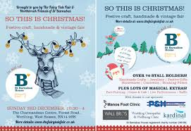so this is christmas craft fair in aid of st barnabas tickets