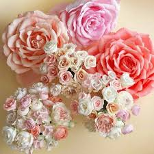 Handmade Flowers Paper - 131 best crepe paper flowers images on pinterest crepe paper