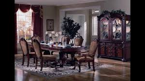 formal dining room sets formal dining room furniture sets youtube