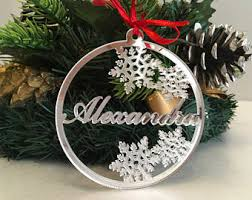 Cheap Personalised Christmas Decorations Personalised Christmas Gifts Under 15 Xmas Gift Christmas