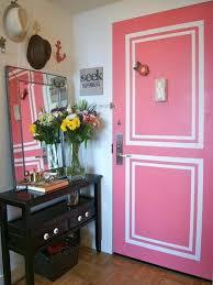 Temporary Door Solutions Interior 30 Creative Interior Door Decoration Ideas Personalizing Home