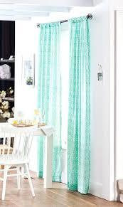 seafoam green sheer curtains blue sheer curtain panel mint green