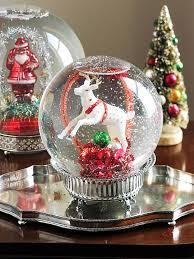 to make crafts globe snow and diy snow globe