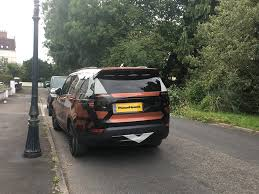 new land rover discovery 2017 land rover discovery rear three quarters spy shot indian