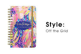 Lilly Pulitzer by Medium 17 Month Spiral Lilly Pulitzer Agenda 2018