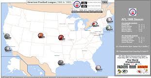 Green Bay Map Nfl U003e1966 U002770 Helmet Maps Billsportsmaps Com