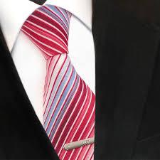 designer krawatten designer krawatte rot blau hellblau weiß creme gestreift