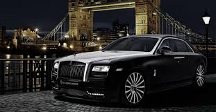 matte rolls royce ghost official rolls royce ghost by onyx concept gtspirit