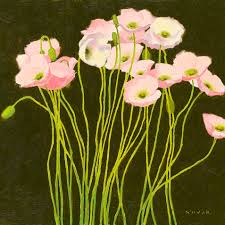 Art Home Design Japan Shirley by Pavots Rosir By Shirley Novak Floral Art Print Or Stretched