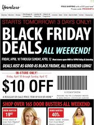younkers black friday younkers black friday starts tomorrow 10 off 10 coupon 165