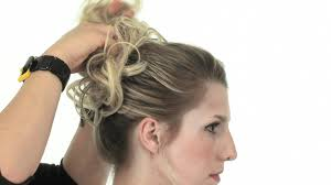 Kevin Paves Hair Extensions by 4 Ways To Wear The Messy Bun Hairstyle Stylemaker By Pop Youtube