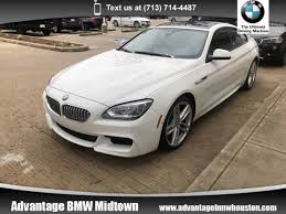 2015 bmw 650i coupe certified used 2015 bmw 650i gran coupe for sale houston tx