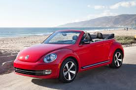 volkswagen white convertible 2013 volkswagen beetle gsr and r line convertible first look