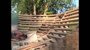 woodyard bmx park build youtube