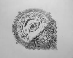 eye of providence n a i illustration on behance 3