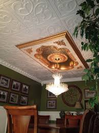 Light Fixture Ceiling Medallion by Our Tiles And Michelangelo Ceiling Medallion Make This Room A