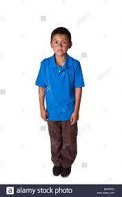 hispanic boy 8 10 years standing united states mr