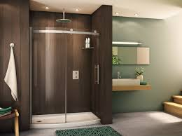 bathroom shower door ideas 5 tricks for a lean luxurious and low maintenance shower