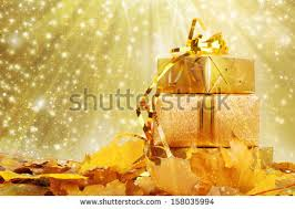 thanksgiving present stock images royalty free images vectors