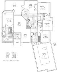 vandiver custom home floor plan palm coast and flagler beach fl