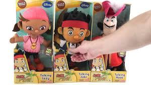 jake land pirates talking plush dolls