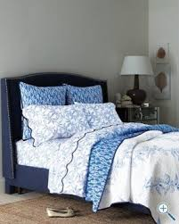 Upholstered Bed Frame Cole California by Wingback Upholstered Bed Foter