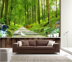 Living Room Wallpaper Gallery Compare Prices On Nature Wallpaper Photos Online Shopping Buy Low