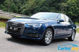 review 2017 audi a4 b9 1 4 tfsi 2 0 tfsi quattro u2013 a more