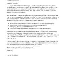 outstanding cover letter examples for every job search