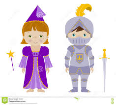 cute kids in halloween costumes cartoon vector stock vector