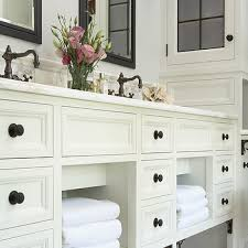 bathroom cabinet hardware ideas white cabinets with rubbed bronze hardware design ideas