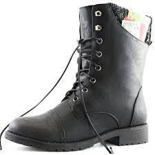 sweater boots with buttons womens lace up buckle combat boots sweater ankle high