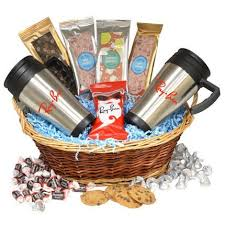 candy gift baskets mugs candy gift basket bizgifter