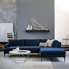 3 piece living room table sets 25 stunning living rooms with blue velvet sofas blue velvet sofa