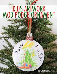 top 20 diy keepsake ornament kid crafts