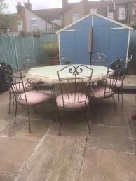 Glass Dining Table And 8 Chairs Mactan Glass Top Stone Dining Table And 8 Chairs In Greenwich
