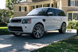 land rover supercharged white land rover range rover sport ritz gallery mht wheels inc