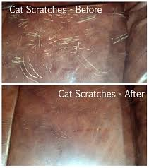 How To Fix Scratches On Leather Sofa Scratched Leather Sofa Repair Thecreativescientist
