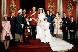 princess anne the wedding list of princess anne and captain mark phillips the