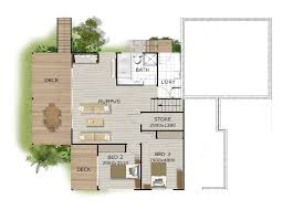 house plans for sloping lots house plans on slope house design plans