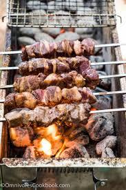 xinjiang lamb skewers 新疆烤串 chuar omnivore u0027s cookbook