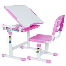 Kids Study Desk by Amazon Com Wymo Kidz Ergonomic Kids Study Desk Chair Pink Toys