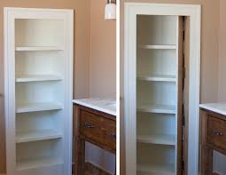 Built In Bathroom Cabinets Stunning Built In Bathroom Cabinets Bathroom Design Ideas