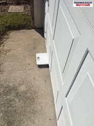ss white garage doors how much does garage door weigh