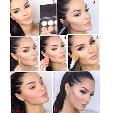 makeup tutorial classes pin by sadia fezan on make up tips n tricks contours