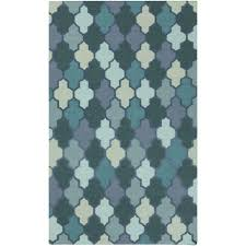 Teal Area Rug Home Depot Home Decorators Collection Montpellier Teal 8 Ft X 11 Ft Area